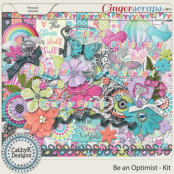 Be an Optimist - Kit