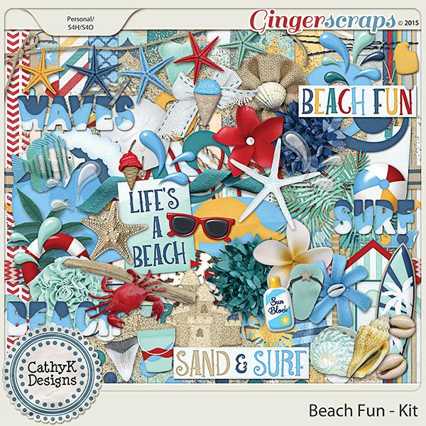 Beach Fun - Kit