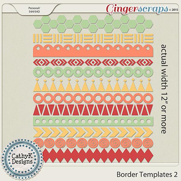 Border Templates 2