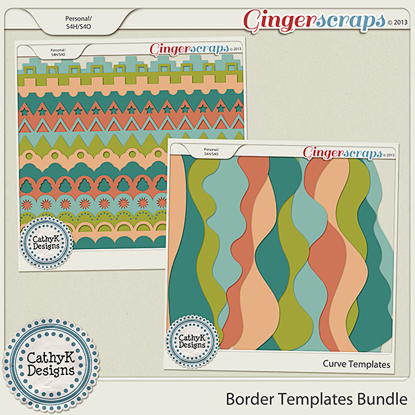 Border Templates Bundle