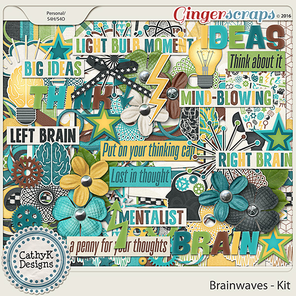 Brainwaves - Kit