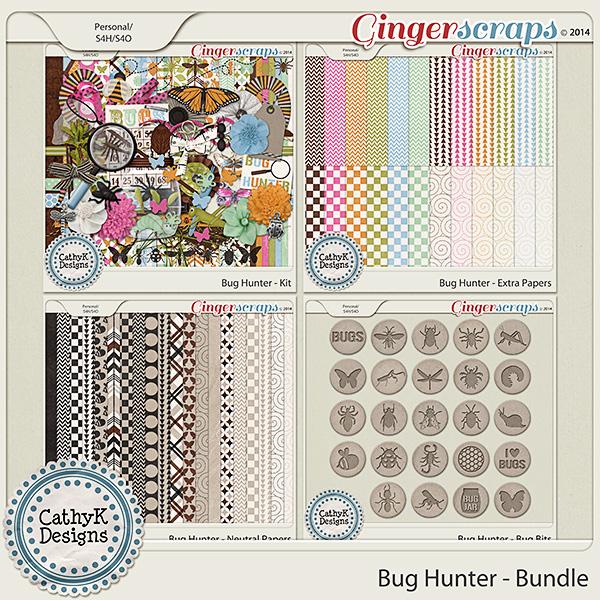 Bug Hunter - Bundle
