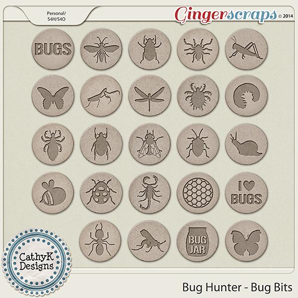 Bug Hunter - Bug Bits