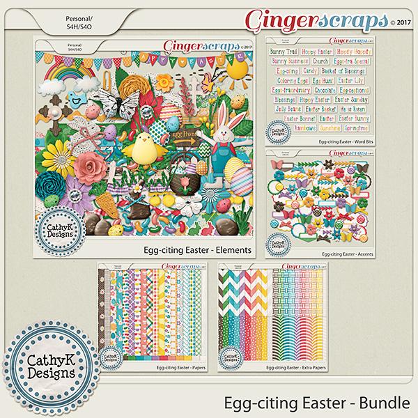 Egg-citing Easter - Bundle