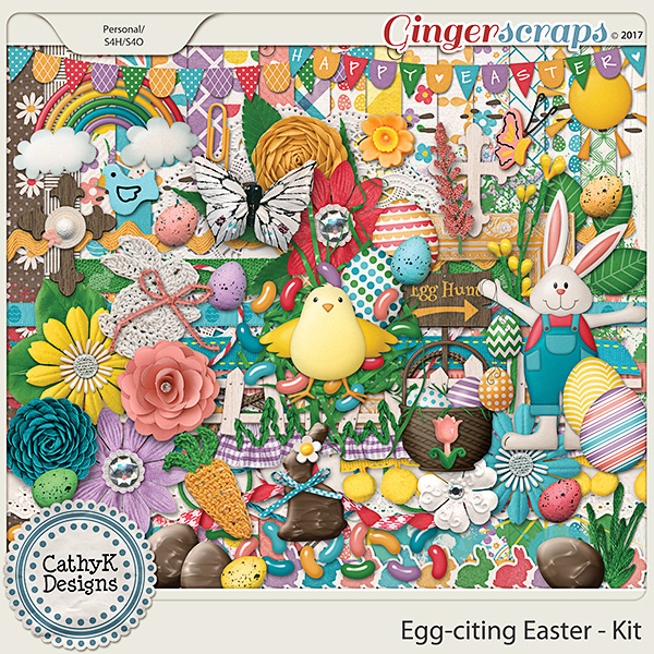 Egg-citing Easter - Kit