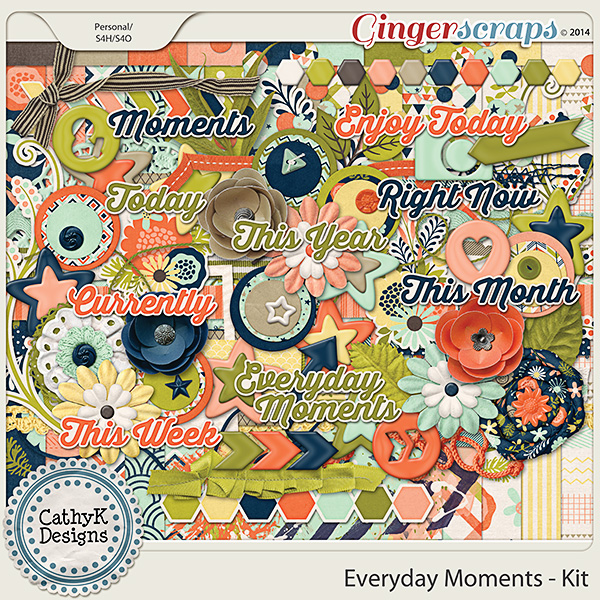 Everyday Moments - Kit