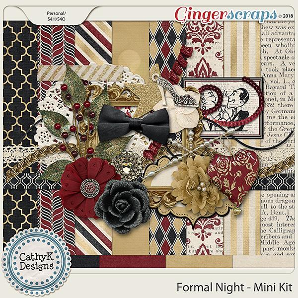 Formal Night - Mini Kit