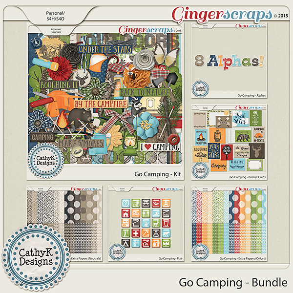 Go Camping - Bundle