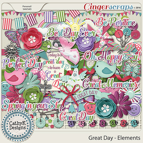 Great Day - Elements