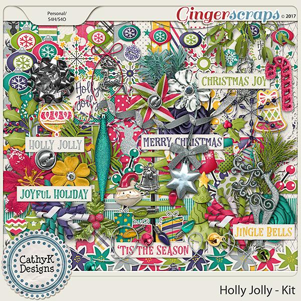 Holly Jolly - Kit