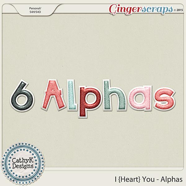 I {Heart} You - Alphas