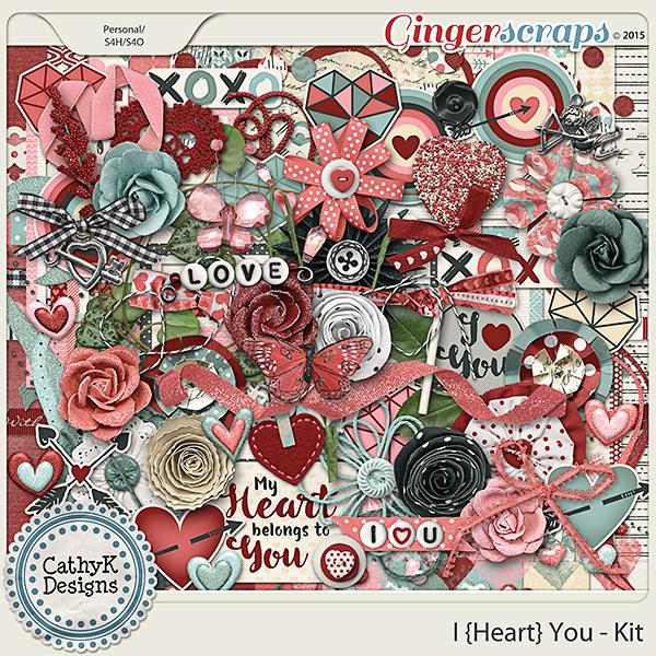 I {Heart} You - Kit