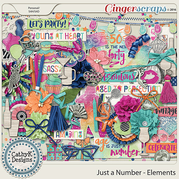 Just a Number - Elements