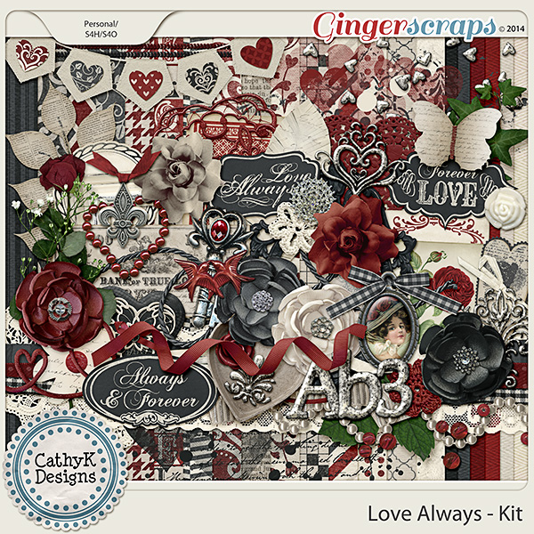 Love Always - Kit