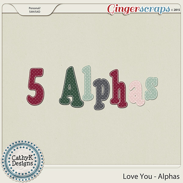 Love You - Alphas