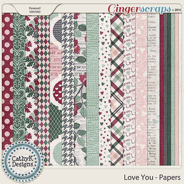Love You - Papers