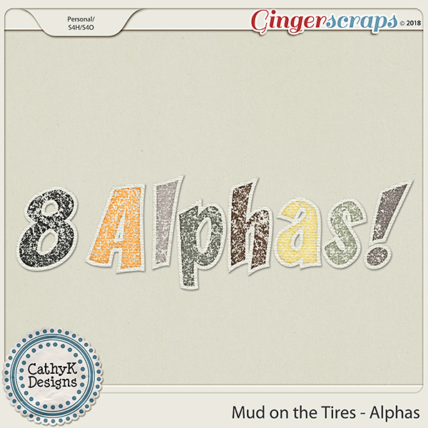 Mud On The Tires - Alphas