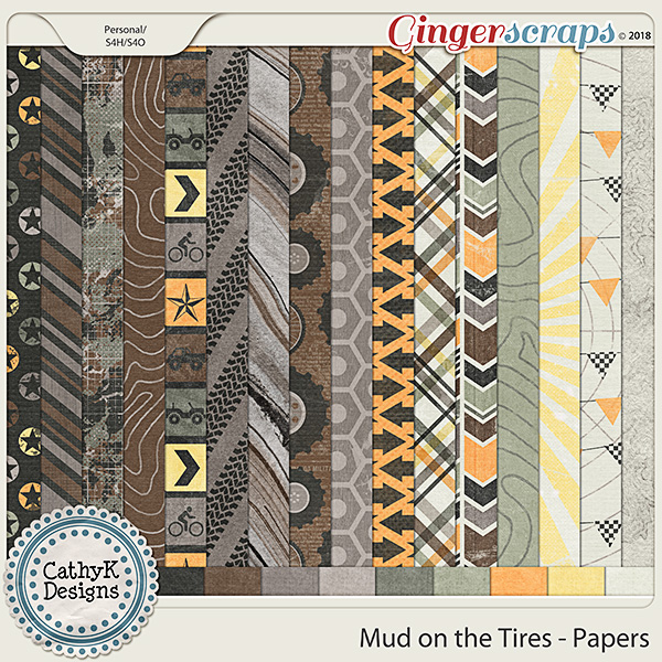 Mud On The Tires - Papers