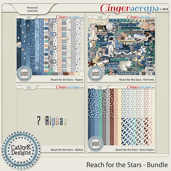 Reach for the Stars - Bundle
