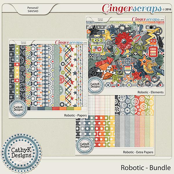 Robotic - Bundle