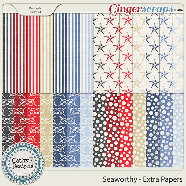 Seaworthy - Extra Papers