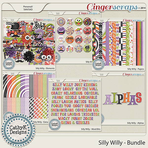 Silly Willy - Bundle