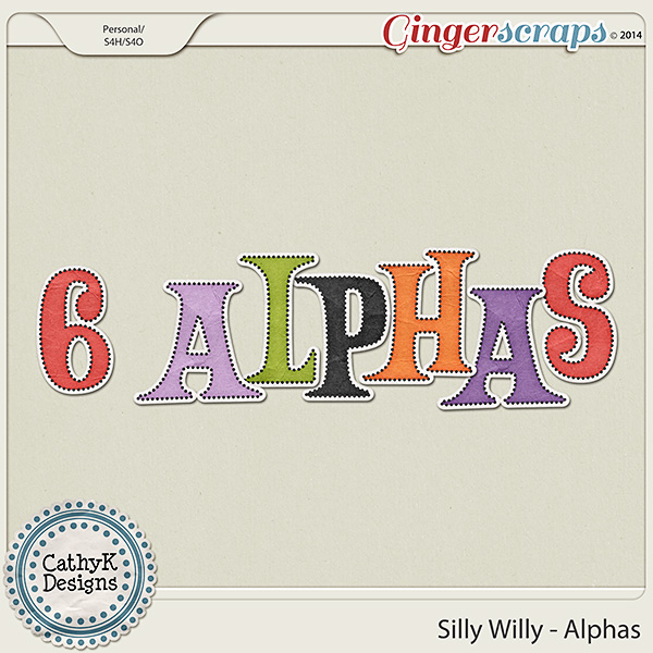 Silly Willy - Alphas