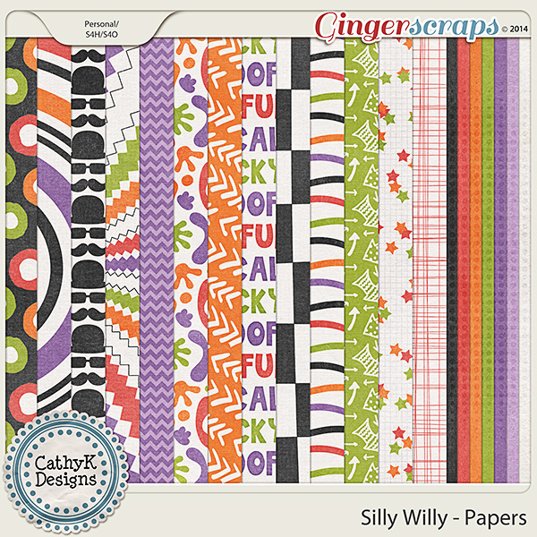 Silly Willy - Papers