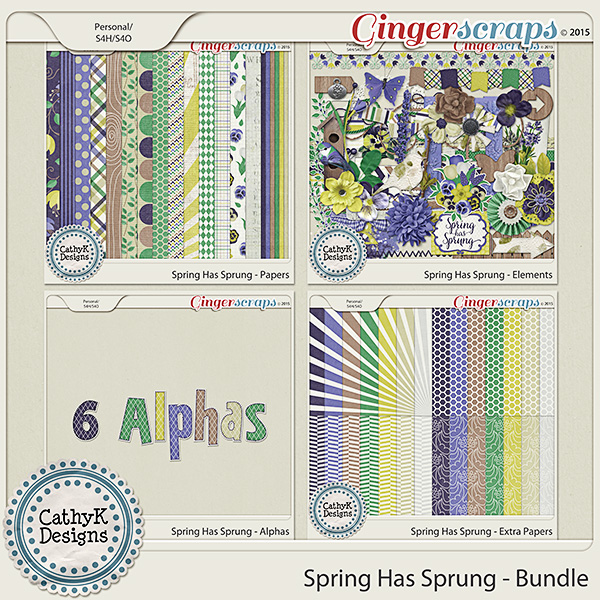 Spring Has Sprung - Bundle