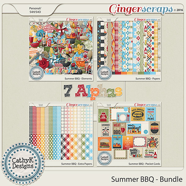 Summer BBQ - Bundle