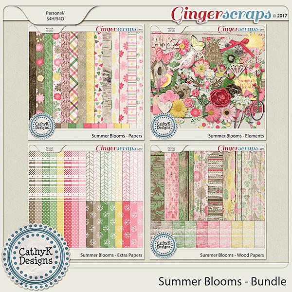 Summer Blooms - Bundle