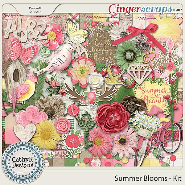Summer Blooms - Kit