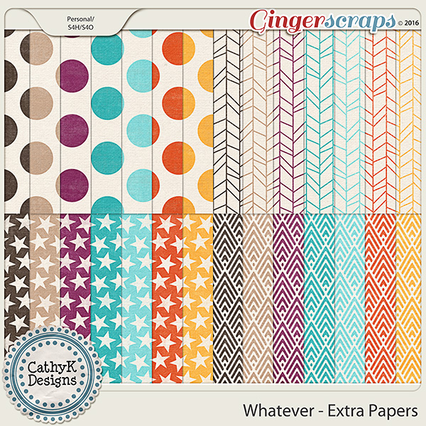 Whatever - Extra Papers