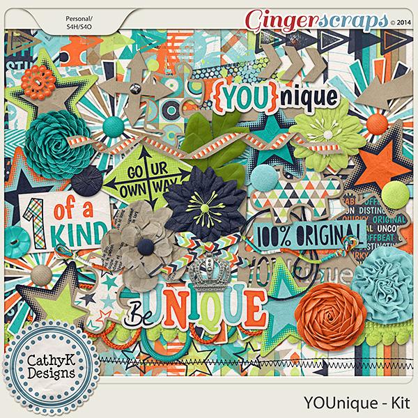 YOUnique - Kit