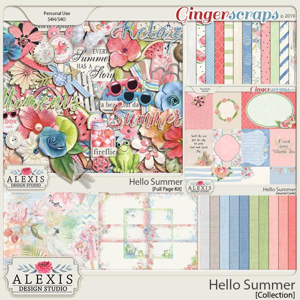 Hello Summer - Collection
