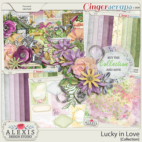 Lucky in Love - Collection +FWP