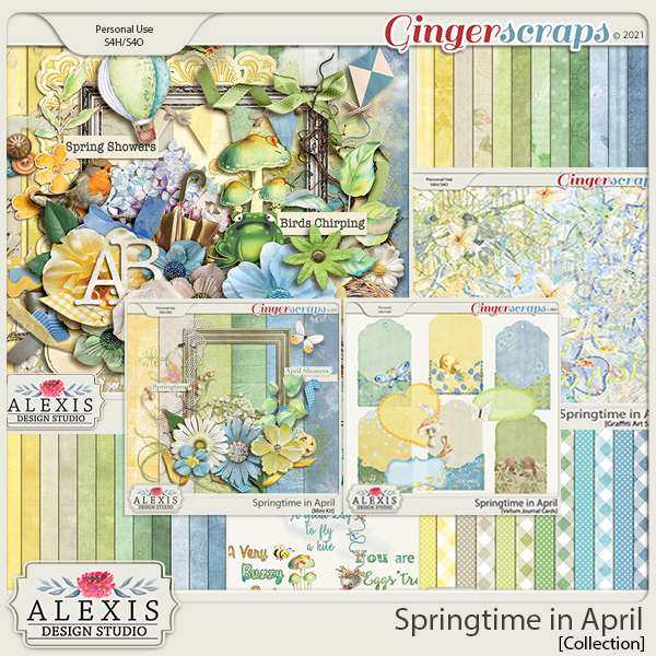 Springtime in April - Collection (Limited Time)