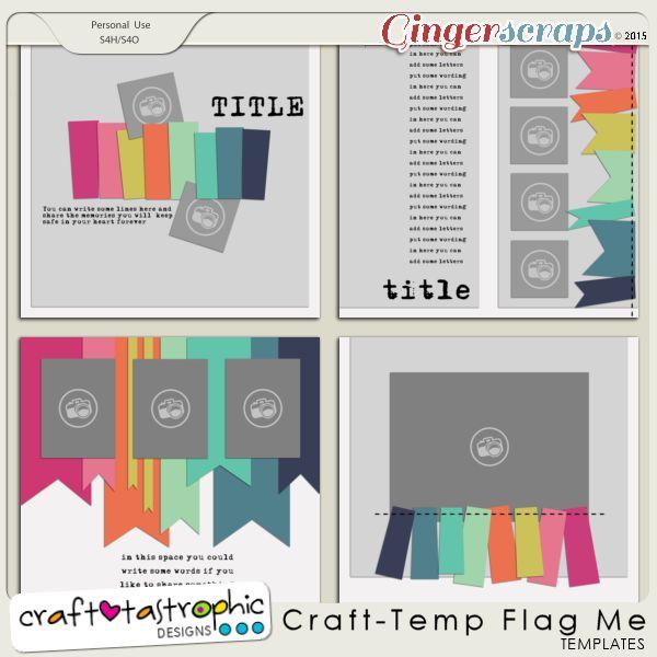 Craft-Templates Flag Me