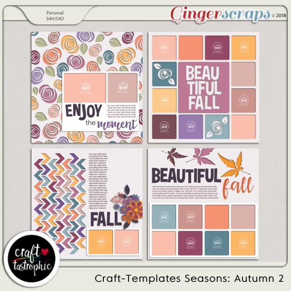 Craft-Templates Seasons Autumn 2