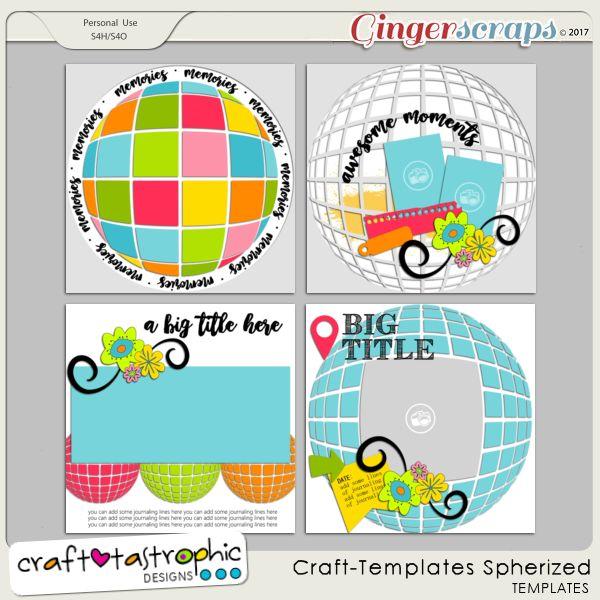 Craft-Templates Spherized