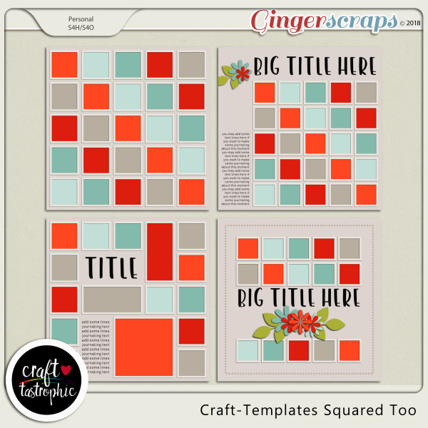 Craft-Templates Squared Too