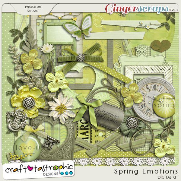 Spring Emotions