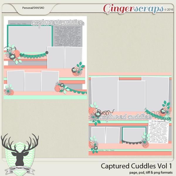 Captured Cuddles Vol 1