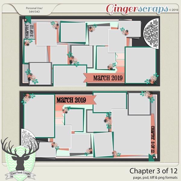 Chapter 3 of 12 by Dear Friends Designs