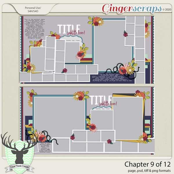 Chapter 9 of 12 by Dear Friends Designs