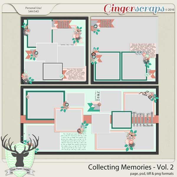 Collecting Memories Vol 2