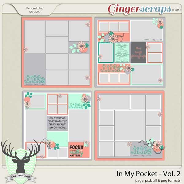 In My Pocket Vol. 2