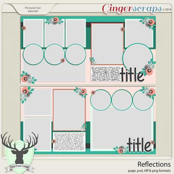 Reflections Vol 2 by Dear Friends Designs