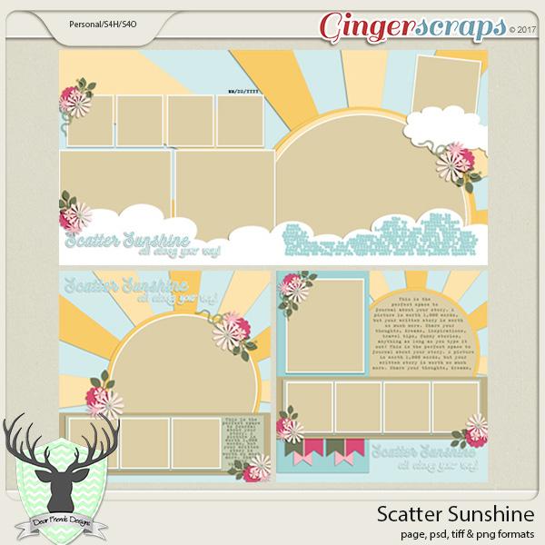 Scatter Sunshine by Dear Friends Designs