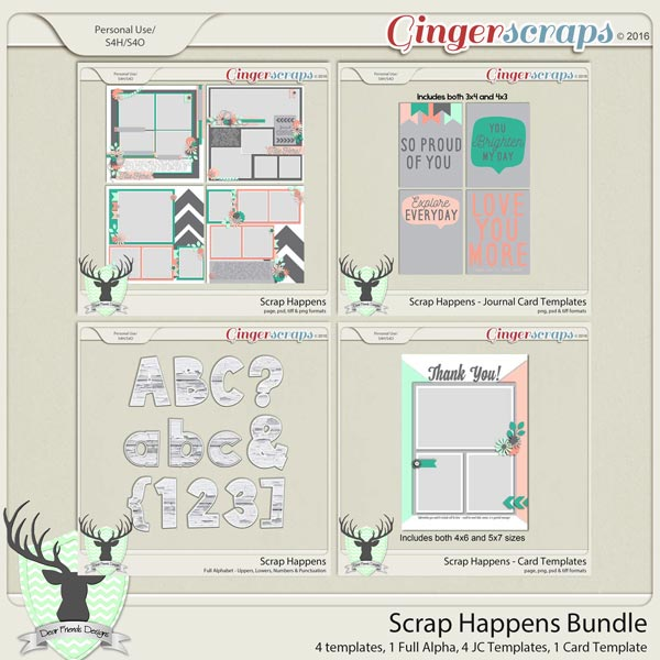 Scrap Happens Bundle
